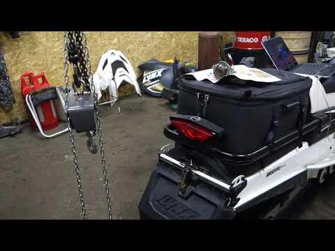 Двигатель Rotax E - TEC на снегоходах. ресурс . как покупать и обслуживать