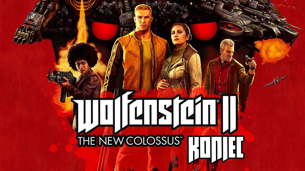 Zagrajmy w Wolfenstein II The New Colossus #15 – FINAŁ – PC