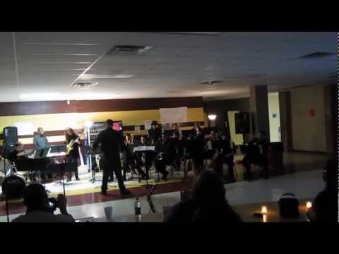 """The Gremlin's Revenge"" Riverdale High School Jazz Band 2013"