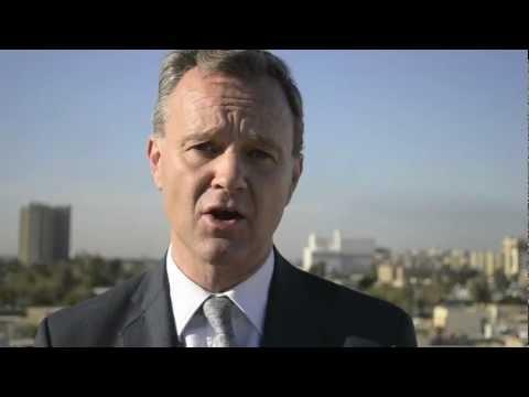 Mark Simmonds MP visits Baghdad