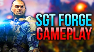Halo Wars 2 - Sergeant Forge 3v3 Gameplay (Xbox One)