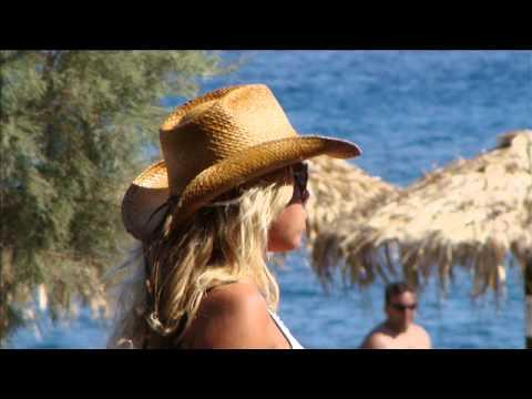 Santorini islands
