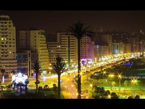 Tanger Playa شاطئ طنجة Tangier Beach Plage Tanger Youtube