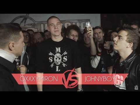 видео: VERSUS #1 (сезон III): Oxxxymiron VS Johnyboy