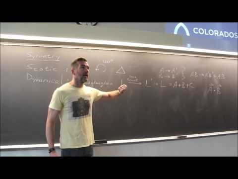Particle Physics Topic 2: Groups and Representations