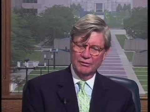 Current Events with Senator Tom George M.D.: June 2008, Pt.1