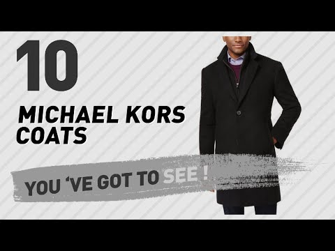 Michael Kors Coats, Best Sellers Collection // Men's Fashion Designer Shop