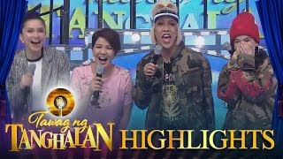 Tawag ng Tanghalan: Vice gets pissed off because of Vhong and Jhong's sudden leave