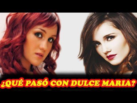 DULCE MARIA MURIÓ Y FUE REEMPLAZADA
