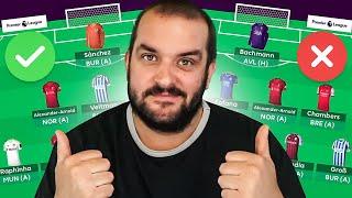 RATING YOUR CURRENT FPL DRAFTS   Fantasy Premier League Tips 21/22 screenshot 1