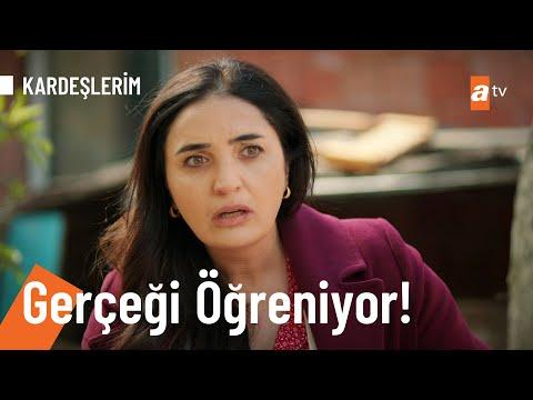 Şengül, Ömer'in Suzan'ın oğlu olduğunu öğreniyor! - @KARDEŞLERİM 11. Bölüm