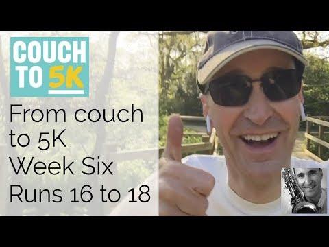 Couch to 5K: Week 6: Pushing boundaries