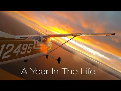 One Year Through The Eyes Of A Pilot