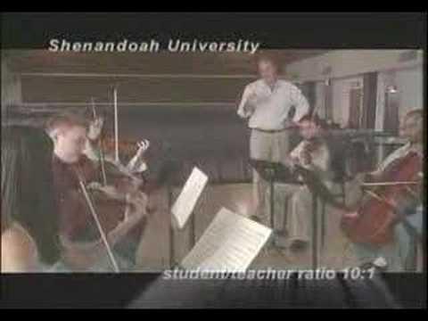 Shenandoah University Commercial