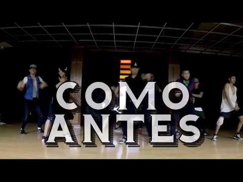 """""""Como antes"""" by Wisin y Yandel Coreografía Jesús Núñez en JL Dance S2do"""