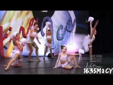 Dance Moms Head Over Heels