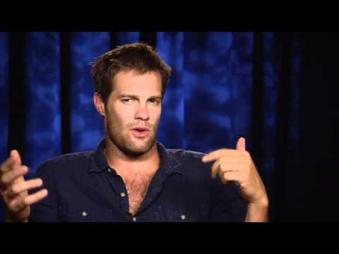 The Finder - Interview with Geoff Stults - YouTube