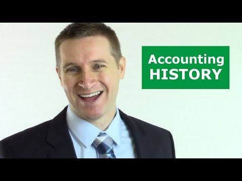 The SHOCKING History of Accounting