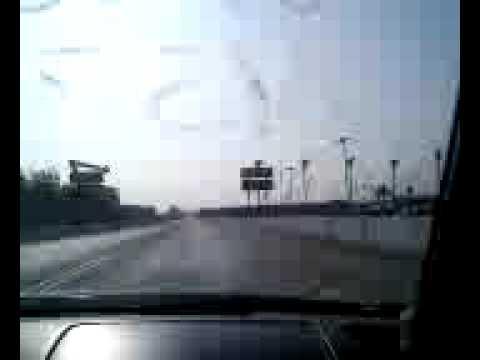 NismoKnights S14 ls2 @ Irwindale on street tires RIDE ALONG LMAO