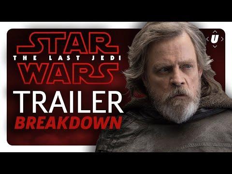 Star Wars: The Last Jedi Trailer #2 Breakdown!