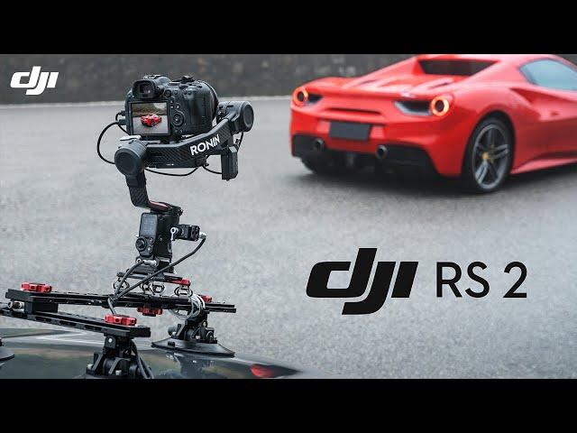 DJI - Introducing DJI RS 2