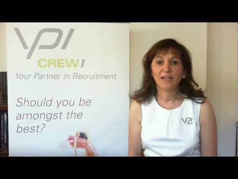 Yacht Crew Recruitment Interview Questions - 'Tell Me About Yourself'