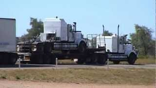 Road Trains  Australien