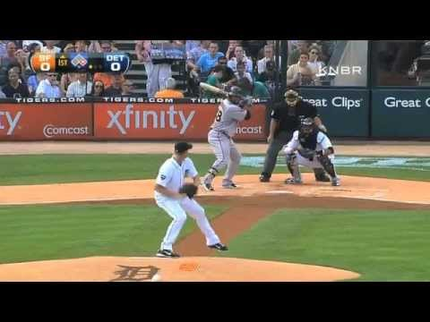 Pablo Sandoval 22 Game Hit Streak Montage - SF Giants