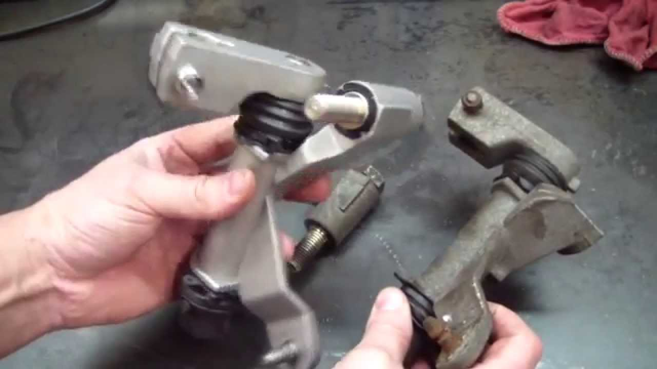 Ford Transfer Case Shifter Repair 1992 F150 Youtube Shw Me Diagram