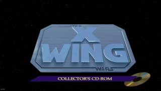 STAR WARS™: X-Wing : Special Edition (Dos/WIN PC) Intro / LucasArts /  1998