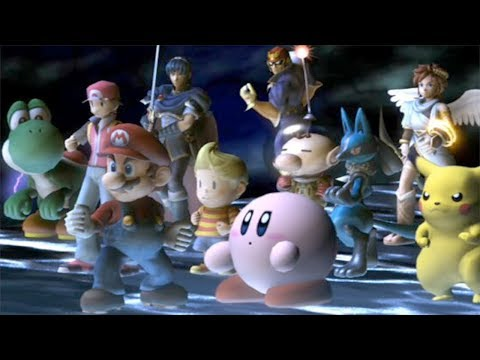 Super Smash Bros. Brawl: Subspace Emissary - Part 10 (2 Player)