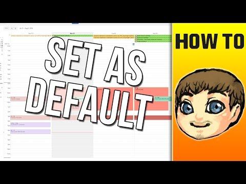 How To Set Gmail & Google Calendar As Default In Ubuntu // Ubuntu Tips & Tricks