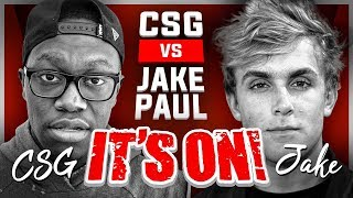 DEJI VS JAKE PAUL IS ON!