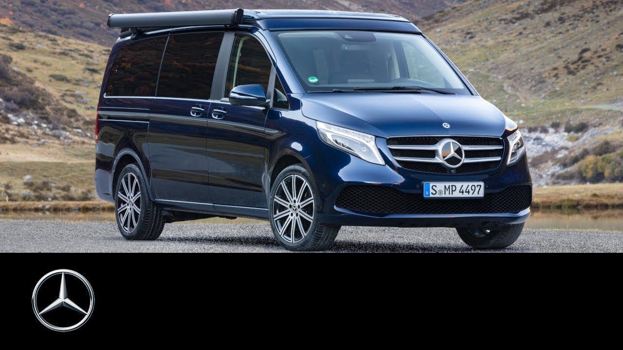Mercedes Marco Polo >> Mercedes Benz Marco Polo 2019 Trailer Youtube