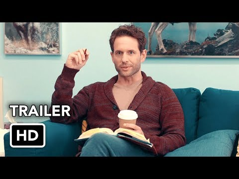 A.P. Bio (NBC) Trailer HD - Glenn Howerton, Patton Oswalt comedy series