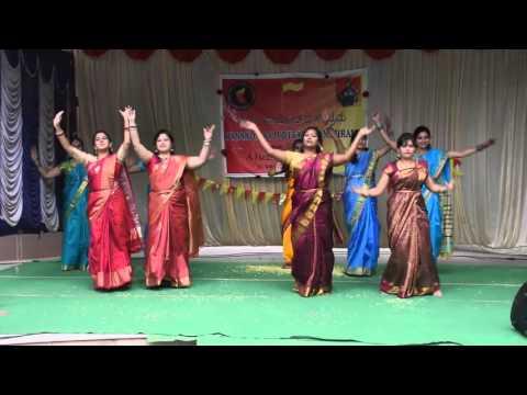 Jogada Siri Belakinalli - Dance performance by the ladies group