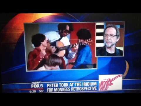 Peter Tork interview 2013