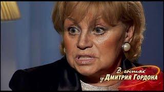 Егорова: От жены Плучека все актрисы кольца прятали: она могла их прямо с руки снять