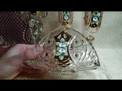 Aleks-Crystal.com - Bohemia Crystal Napkin Holders!