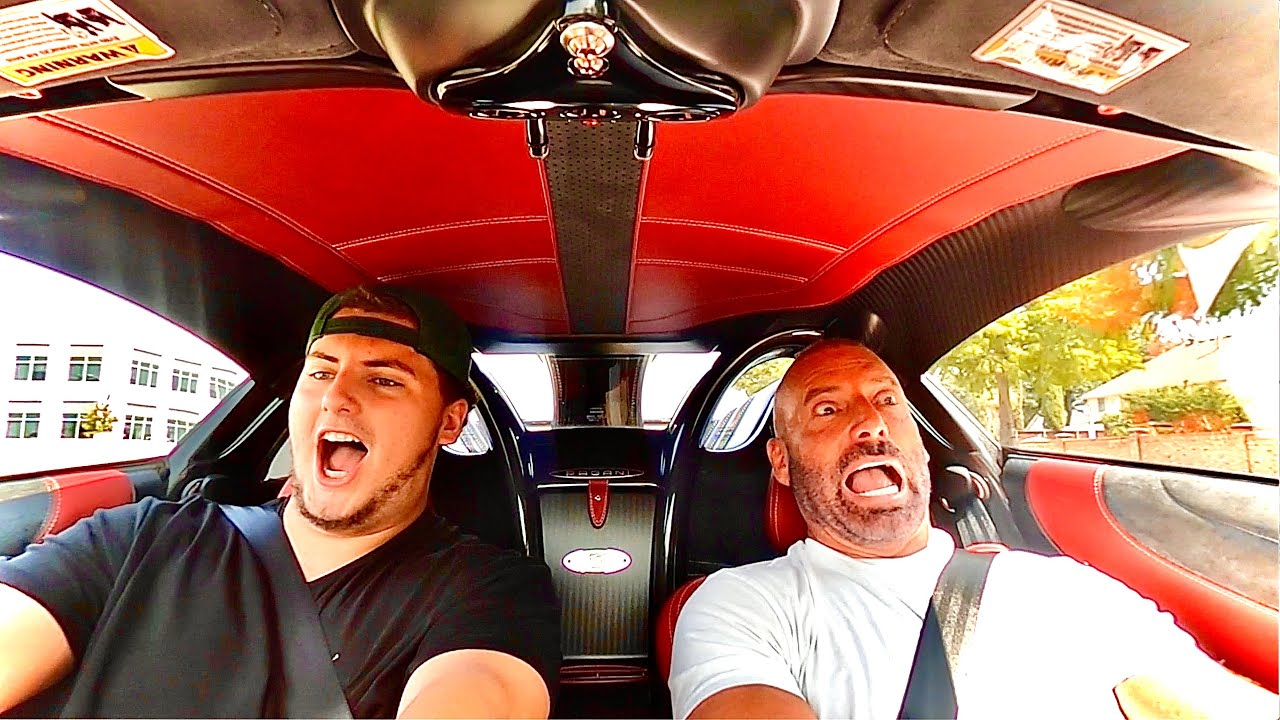 Reacting To Our NEW 1 OF 1 PAGANI BC ROADSTER!!! *Craziest Experience*