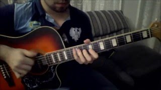 Rodrigo - Elevation Music  (Underground version) - Don Ross cover