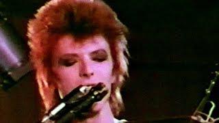 David Bowie - Queen Bitch - live 1972 (rare footage / 2018 edit)