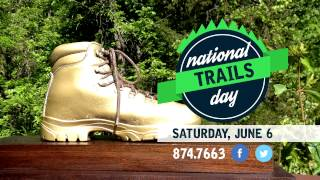 Parks and Recreation National Trails Day