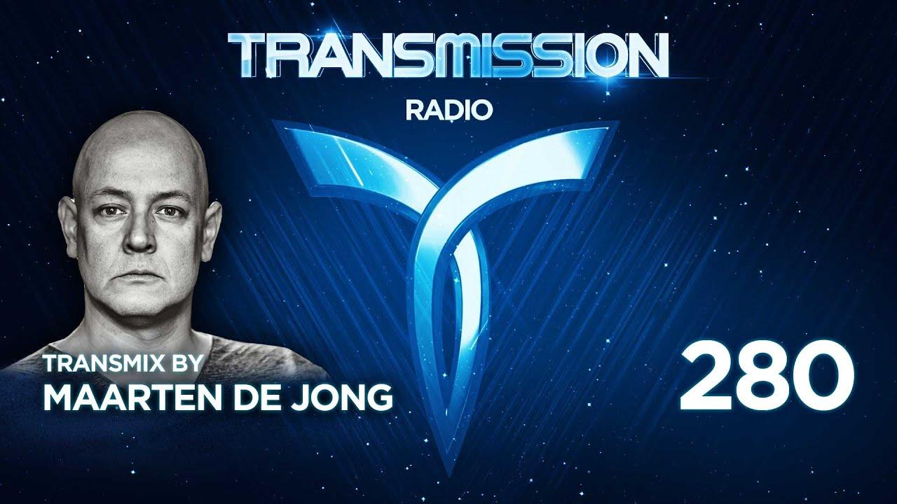 Transmission Radio 280 - Transmix by MAARTEN DE JONG