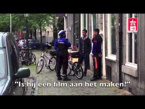 [Exclusief][Officiële Movie] Coffeeshop Razzia Maastricht -The Movie part1 [Brutal/Explicit]