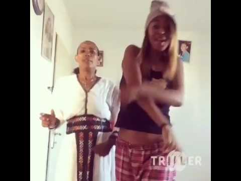 Ethiopia mom daughter sexy dance thumbnail