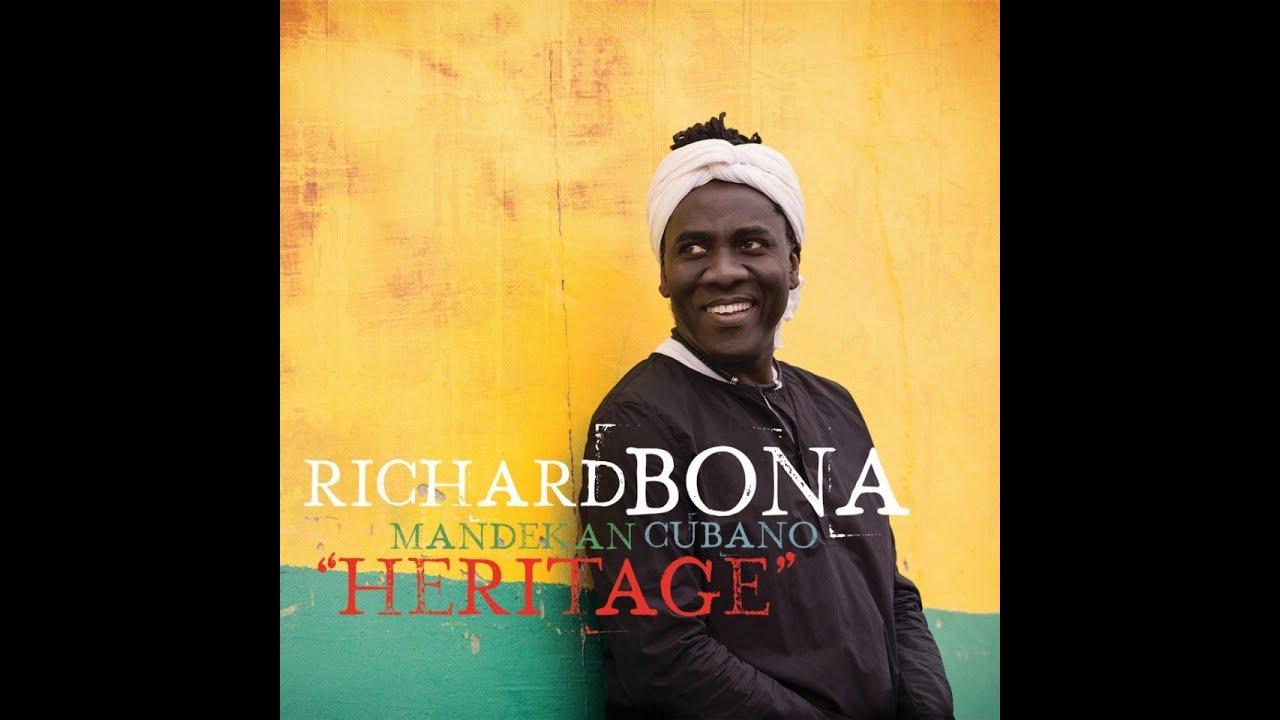 Présentation : Héritage by Richard Bona & Mandekan Cubano (Radio BBC)