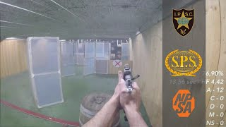 IPSC Match 11 - SIG Sauer Masters 2018 Almelo Open Division