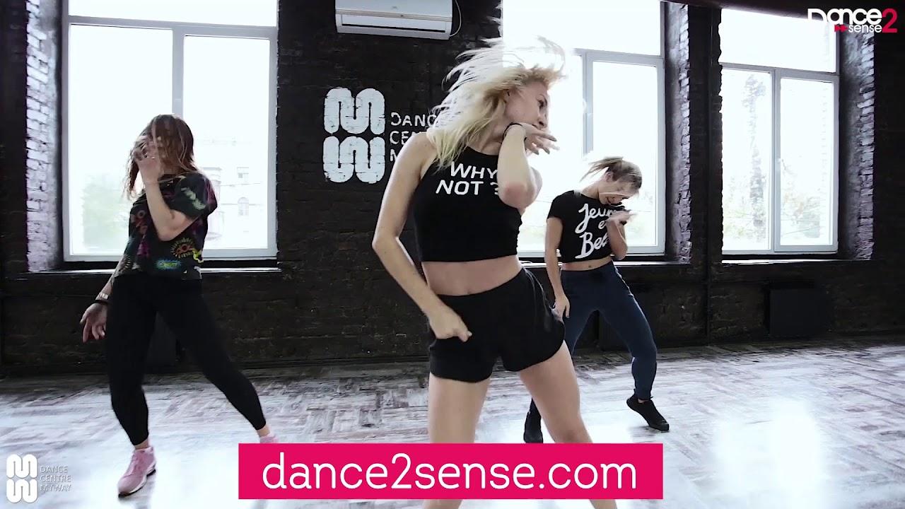Alexiane - A million on my soul - Jazz-Funk dance choreography by Mari G -  Dance2sense