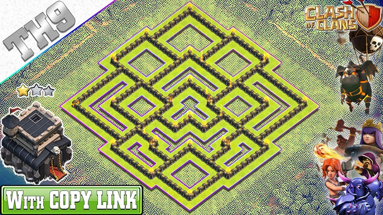 Link Base Coc Th 9 4